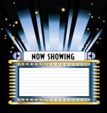De Markttent van de Film van Broadway Royalty-vrije Stock Afbeelding