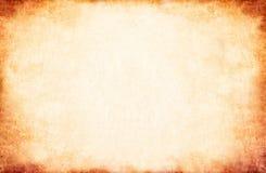 De Textuur van het perkament Stock Foto