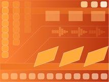 De vertoningsachtergrond van het product Stock Foto