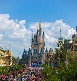 De Wereld van Disney van Walt Stock Afbeelding