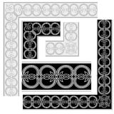 Decorative Elements. Stock Photos