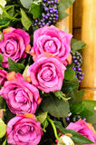 Decorative flowers for wedding Royalty Free Stock Photography