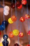 Decorative Lights Stock Photo