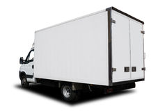 Delivery Truck Royalty Free Stock Image