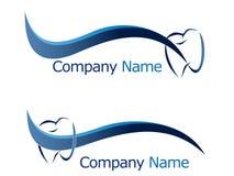 Dental logo Royalty Free Stock Photo