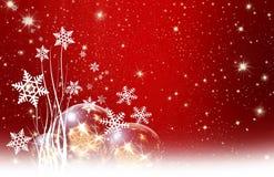 Desejos do Natal, estrelas, fundo Imagem de Stock
