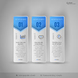 Design elements, infographics, layout and web pages. Modern symb Royalty Free Stock Photos