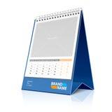 Desktop calendar Stock Photos