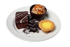 Desserts Royalty Free Stock Image
