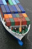Details of a cargo ship Stock Photography