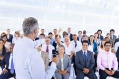 Deversity Business People Corporate Team Seminar Concept Royalty Free Stock Photos
