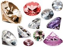 Diamonds Royalty Free Stock Photography