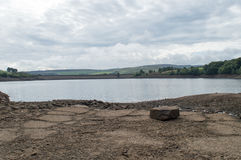 Digley Reservoir Stock Image