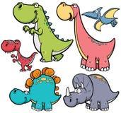 Dinosaurs Royalty Free Stock Photography