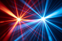 Disco lights background Royalty Free Stock Photography