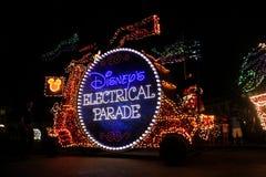 Disney Electrical Parade, Orlando, FL. Stock Images