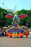 Disney parade Royalty Free Stock Image