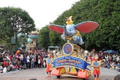 Disney parade Royalty Free Stock Photography