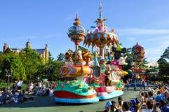 Disneyland parade Stock Photography