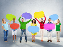 Diversity Ethnicity Global Community Communication People Concep Royalty Free Stock Photography