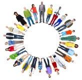 Diversity Ethnicity Multi-Ethnic Variation Togetherness Concept Royalty Free Stock Photo