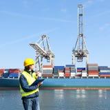 Docker Fotografie Stock Libere da Diritti
