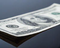 Dollar Bill Background Stock Photography