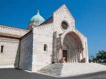 Dome of Ancona Royalty Free Stock Photography