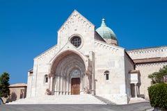 Dome of Ancona Royalty Free Stock Photos