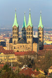 Dome of Bamberg Stock Images