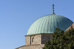 The dome of the Mosque Royalty Free Stock Photo
