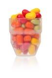 Dose pills Stock Photo