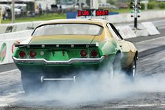 Drag race Stock Images
