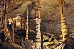 Dragon caves on Mallorca Royalty Free Stock Photo