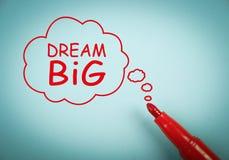 Dream big Royalty Free Stock Image