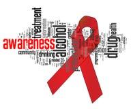 Drug abuse awareness Stock Photography