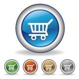 e-commerce icon Royalty Free Stock Photo