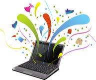E-Commerce Shopping Stock Photos