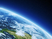 Earth from space Royalty Free Stock Image