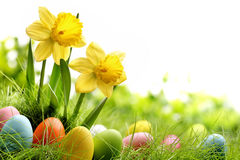 Easter day Royalty Free Stock Images