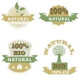 Eco Bio Badge's Stock Photos