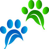 Eco pet print Stock Image