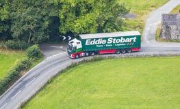 Eddie Stobart lorry Stock Image