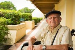 Elderly man Royalty Free Stock Photos