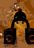 Electronic music events Stock Images