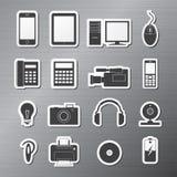 Electronics Royalty Free Stock Photo