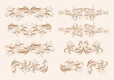 Elegance design elements Stock Image