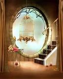 Elegance room Royalty Free Stock Photos