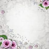 Elegance wedding background Stock Images