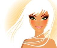 Elegance women Royalty Free Stock Photo
